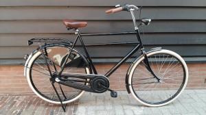 Nostalgie Opa fiets 0000